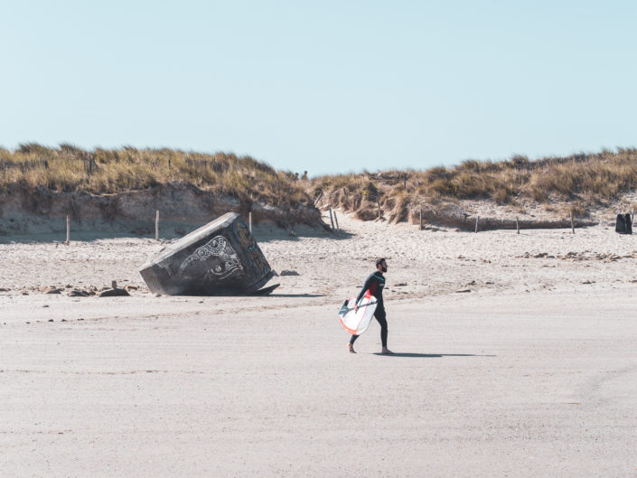 SURF IN BRITTANY